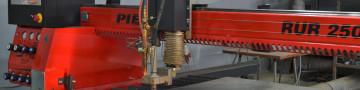 Газова різка металу товщиною до 200 мм